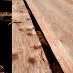 Hand Hewn Douglas Fir Timbers - LCLH