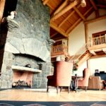 Handcrafted Log Post and Beam Home in Pennsylvania