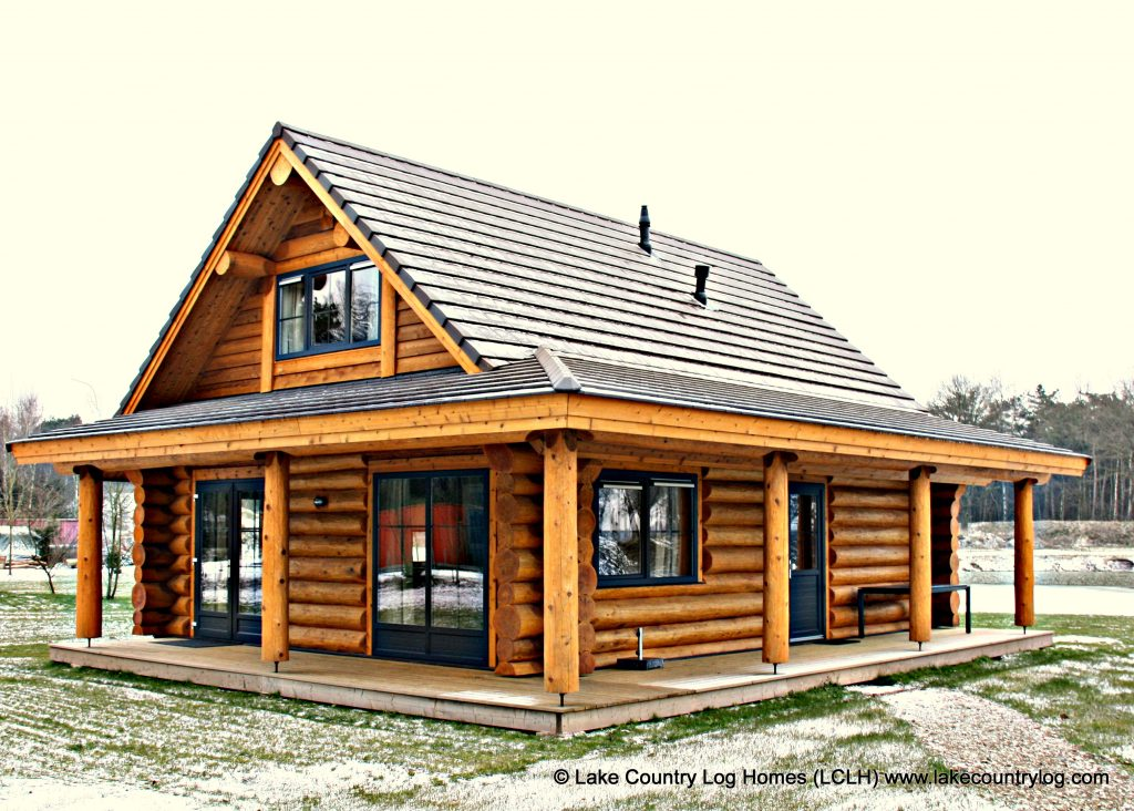 Custom handcrafted log homes british columbia canada for Country log homes