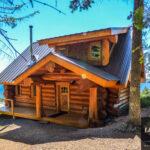 Minnesota Western Red Cedar Log Cabin