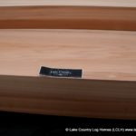 Western Red Cedar Custom Timber Stair Treads