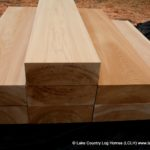 Western Red Cedar Timber Stair Treads - LCLH